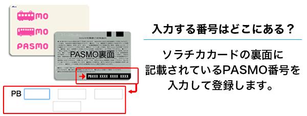 ソラチカカード:メトロポイントPlusに登録